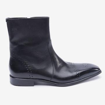 HUGO BOSS Stiefel in 43,5 in Schwarz