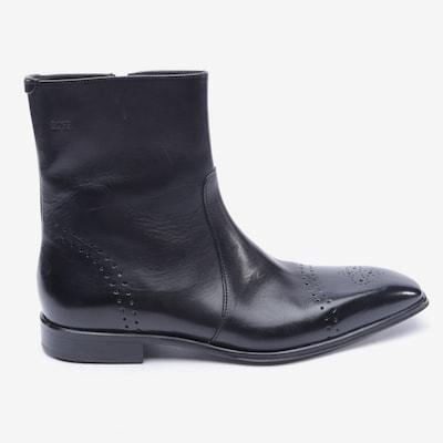 HUGO BOSS Stiefel in 43,5 in schwarz, Produktansicht