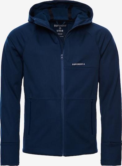 Superdry Sportjas in de kleur Donkerblauw, Productweergave