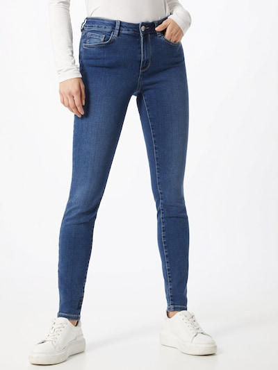 TOM TAILOR DENIM Jeans 'Nela' in blue denim, Modelansicht