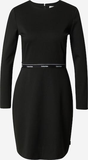 Calvin Klein Kleid 'MILANO' in schwarz, Produktansicht
