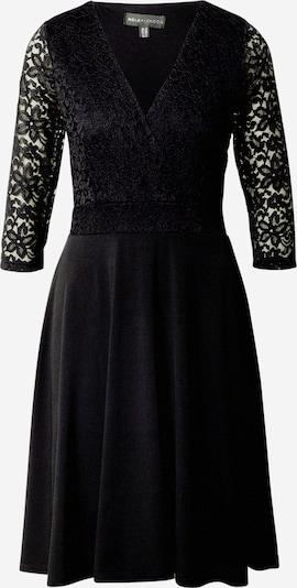Mela London Robe en noir, Vue avec produit