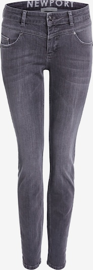 OUI Jeans in grau: Frontalansicht
