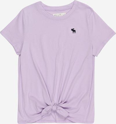 Abercrombie & Fitch T-Shirt in flieder, Produktansicht