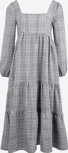 Missguided Maternity Robe en vert clair / noir / blanc, Vue avec produit