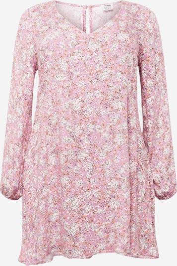 Cotton On Curve Kleita 'ASHLEY', krāsa - lillā / pasteļoranžs / rožkrāsas / melns / balts, Preces skats