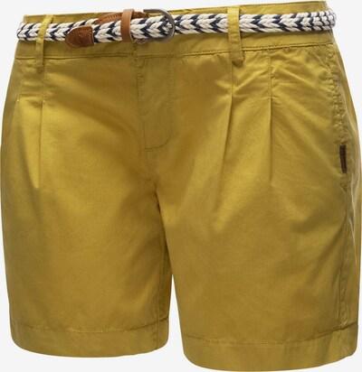 Ragwear Shorts 'Tetto' in senf, Produktansicht