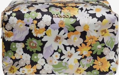 zöld / világoslila / sötét narancssárga / fekete / fehér MANGO Kozmetikai táskák, Termék nézet