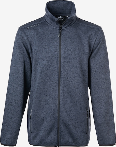 Whistler Fleecejacke 'Pareman' in grau, Produktansicht