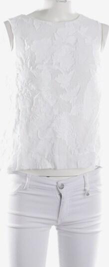 Dondup Top / Seidentop in S in weiß, Produktansicht
