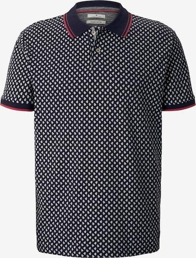 TOM TAILOR Tričko - červená / černá / bílá, Produkt