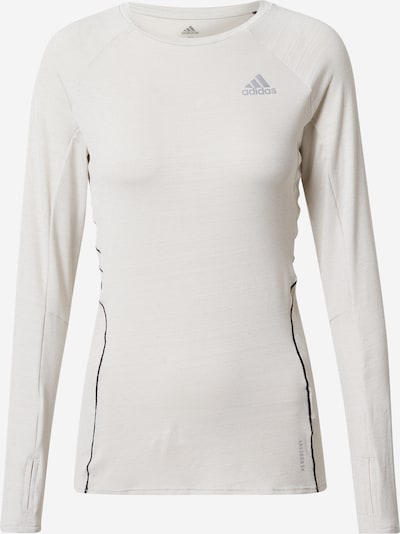 ADIDAS PERFORMANCE Functional shirt in beige, Item view