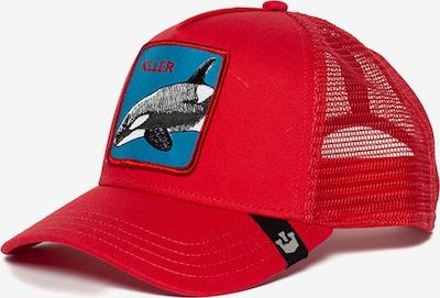 Cappello da baseball 'Killer' GOORIN Bros. di colore blu / rosso, Visualizzazione prodotti