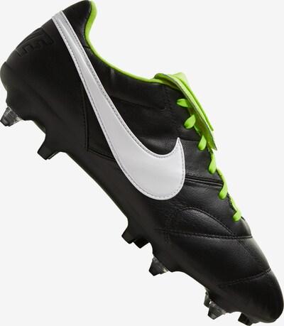 NIKE Fußballschuh in neongelb / schwarz / weiß, Produktansicht