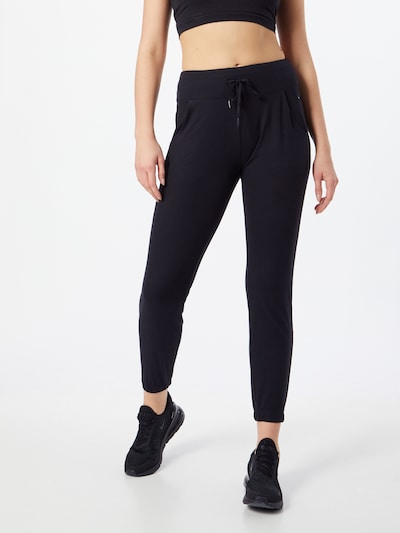 Marika Sporthose 'MAXINE' in schwarz, Modelansicht