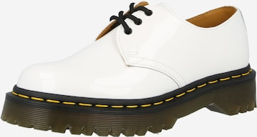 Scarpa stringata 'Bex' di Dr. Martens in bianco