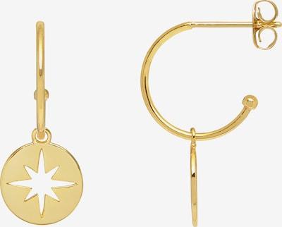 Estella Bartlett Ohrringe in gold, Produktansicht