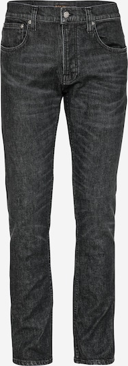 Nudie Jeans Co Jeans 'Grim Tim' in de kleur Black denim, Productweergave