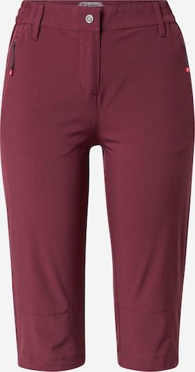 KILLTEC Outdoorové nohavice 'Terasi' - farba lesného ovocia, Produkt