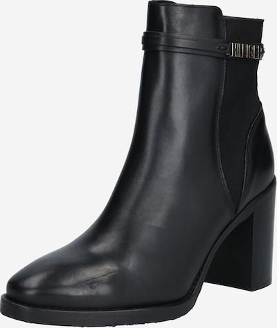 TOMMY HILFIGER Ankelstøvler i sort, Produktvisning