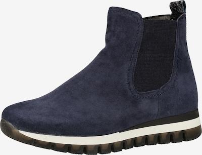 GABOR Chelsea boots in de kleur Navy, Productweergave