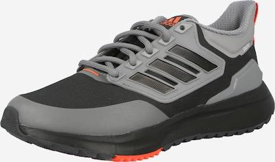 ADIDAS PERFORMANCE Skriešanas apavi 'EQ21', krāsa - pelēks / melns, Preces skats