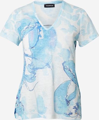 kék / fehér TAIFUN Póló, Termék nézet