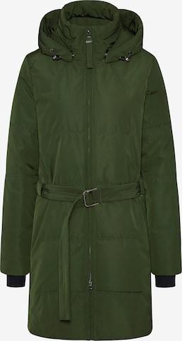 g-lab Between-Season Jacket 'MINA' in Green