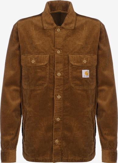 Carhartt WIP Langarmhemd ' Dixon ' in braun, Produktansicht