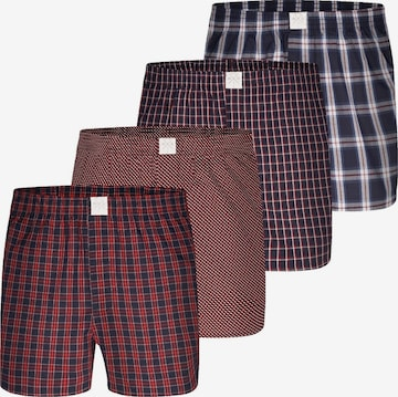 MG-1 Boxershorts 'Classic' in Rot