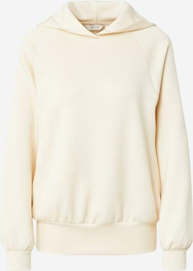 b.young Sweatshirt 'PUSTI' i beige, Produktvy