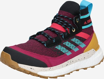 ADIDAS PERFORMANCE Sports shoe 'Terrex Free Hiker' in blue / purple / black, Item view