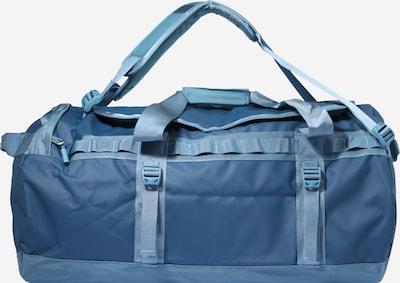 THE NORTH FACE Sporttasche 'Base Camp' en bleu fumé / bleu-gris, Vue avec produit