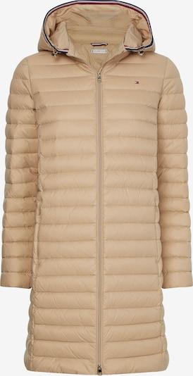 TOMMY HILFIGER Mantel in beige / navy / rot / weiß, Produktansicht