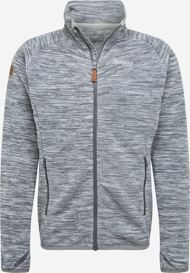 Funkcinis flisinis džemperis 'Hareid' iš Bergans , spalva - pilka, Prekių apžvalga