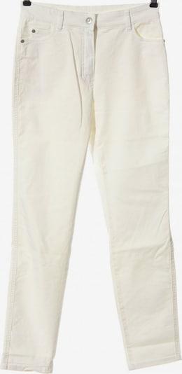 Olsen High-Waist Hose in S in creme, Produktansicht