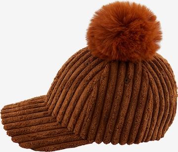 Little Pieces Müts 'Elena', värv pruun