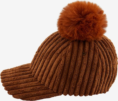 Little Pieces Hat 'Elena' in Brown, Item view