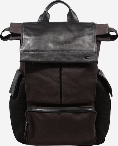 CAMEL ACTIVE Backpack 'Napoli' in Black, Item view