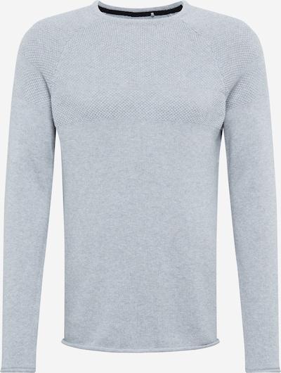 BLEND Pull-over en gris clair, Vue avec produit