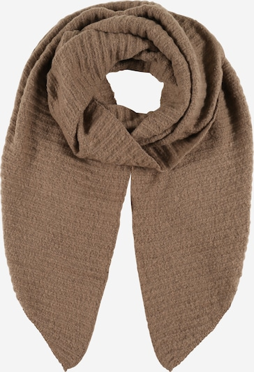 PIECES Scarf 'Pyron' in Brown, Item view