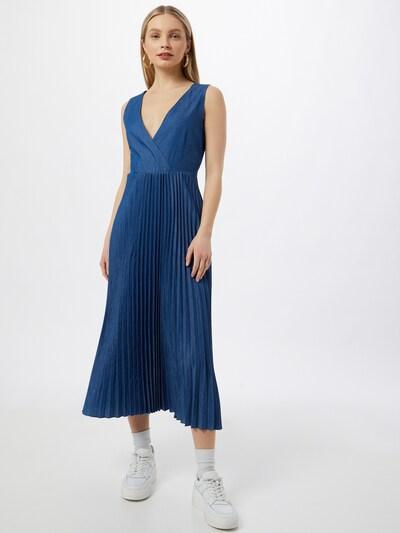 Herrlicher Kleider 'Ania' in blau, Modelansicht