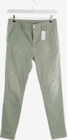 Aglini Pants in XS in Green