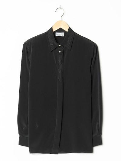 Delmod Bluse in L in schwarz, Produktansicht