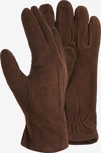 Boggi Milano Prstové rukavice - tmavohnedá, Produkt