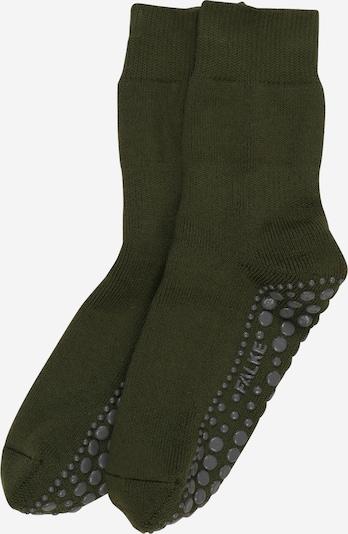 FALKE Socks in Grey / Dark green, Item view