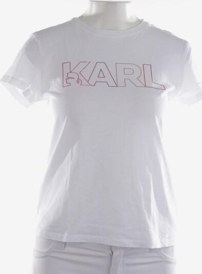 Karl Lagerfeld Shirt in XS in weiß, Produktansicht