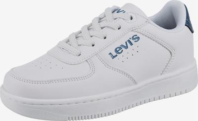 LEVI'S Sneaker in blau / weiß, Produktansicht