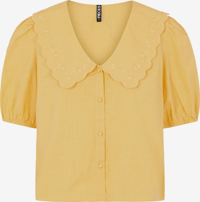 PIECES Blouse 'Tae' in Yellow, Item view