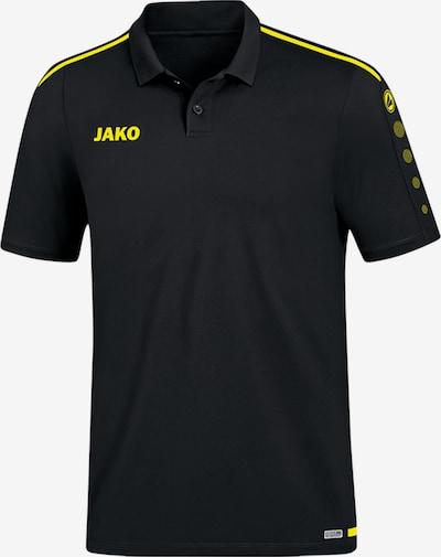 JAKO Poloshirt in schwarz, Produktansicht